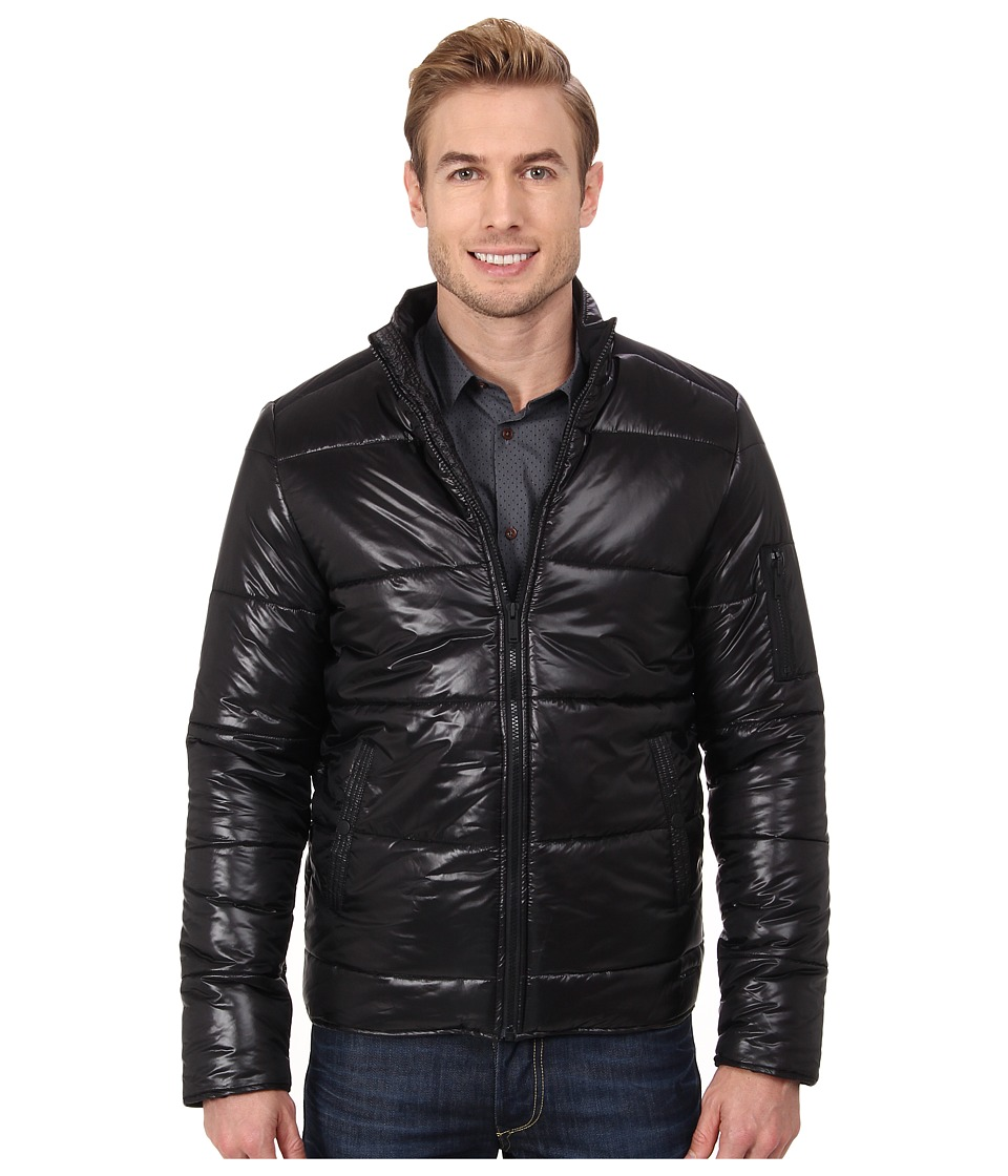 Calvin Klein Jeans - Poly-Filled Jacket (Black) Men's Jacket