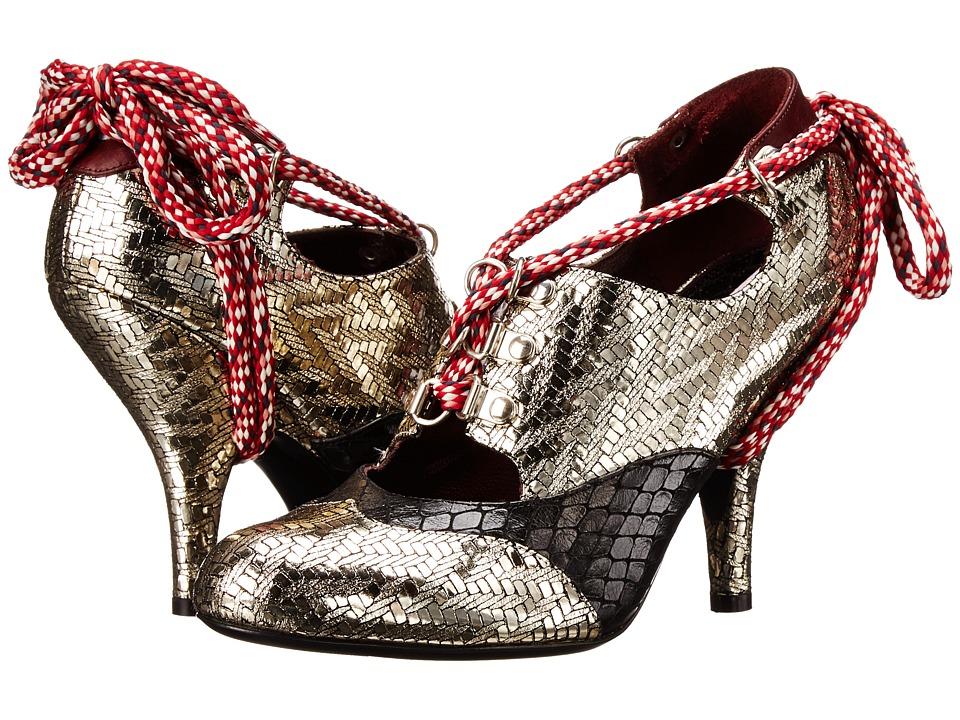 Vivienne Westwood VW0115B (Silver) High Heels