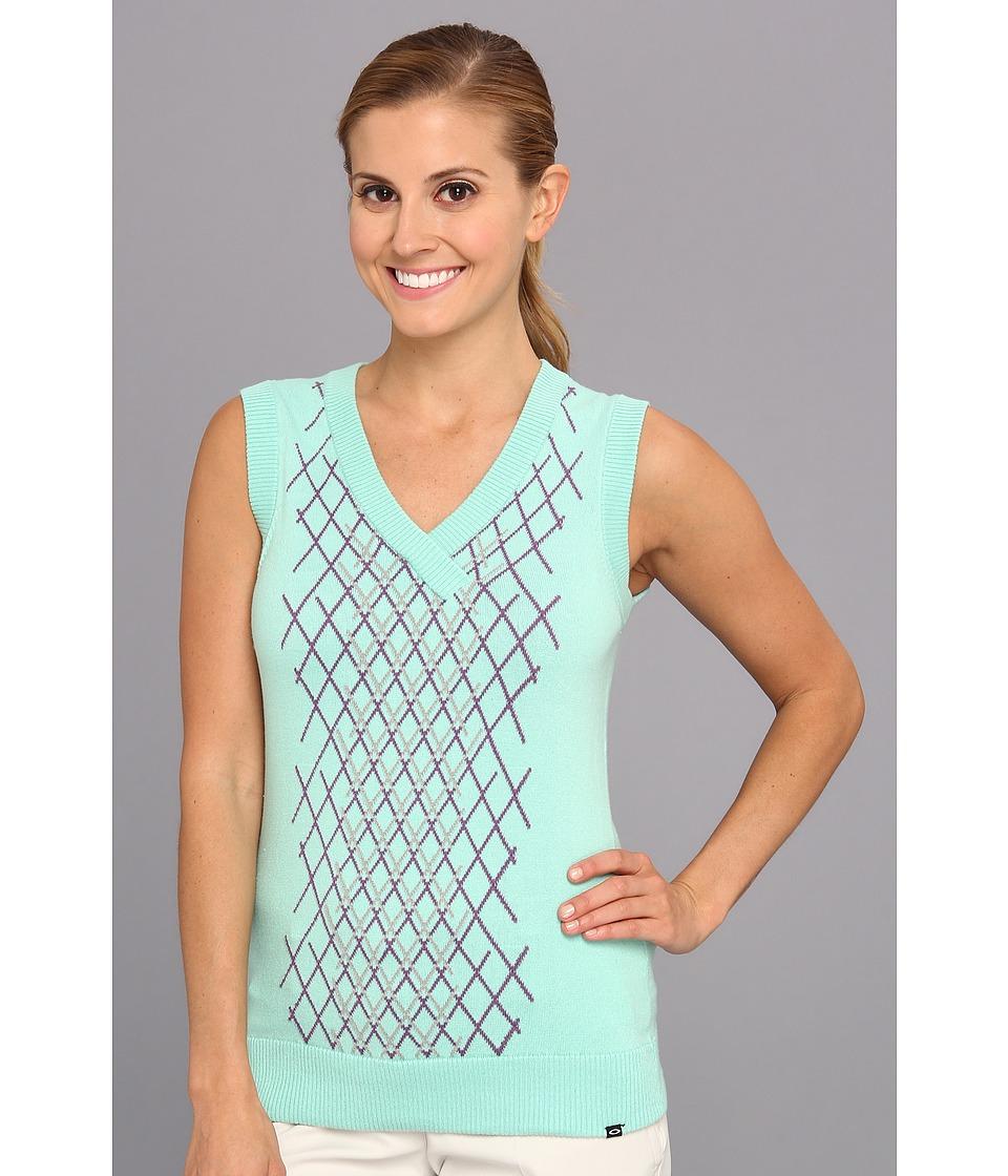Oakley - Tophill Vest (Seafoam Green) Women