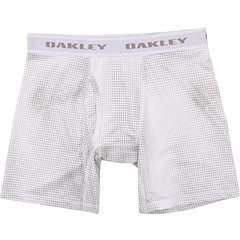 SALE! $13.75 - Save $11 on Oakley P.E. Boxer Brief (White) Apparel - 45.00% OFF $25.00