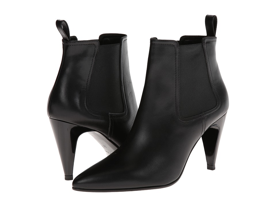 Robert Clergerie - Kute (Black Lcalf) Women's Shoes