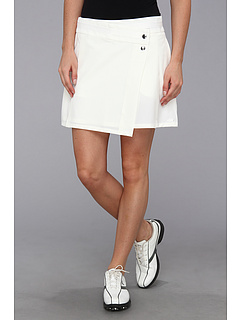 SALE! $45.99 - Save $24 on Oakley Piton Skort (White Black) Apparel - 34.30% OFF $70.00