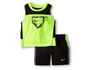 Nike Kids Nike Base Muscle Set (Toddler) (Black)