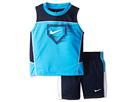 Nike Kids Nike Base Muscle Set (Toddler) (Obsidian)