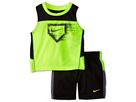 Nike Kids Nike Base Muscle Set (Infant) (Black)