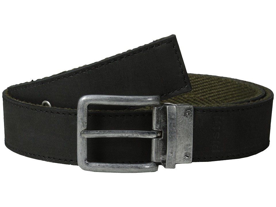 Pistil - Miller Belt (Black) Men's Belts