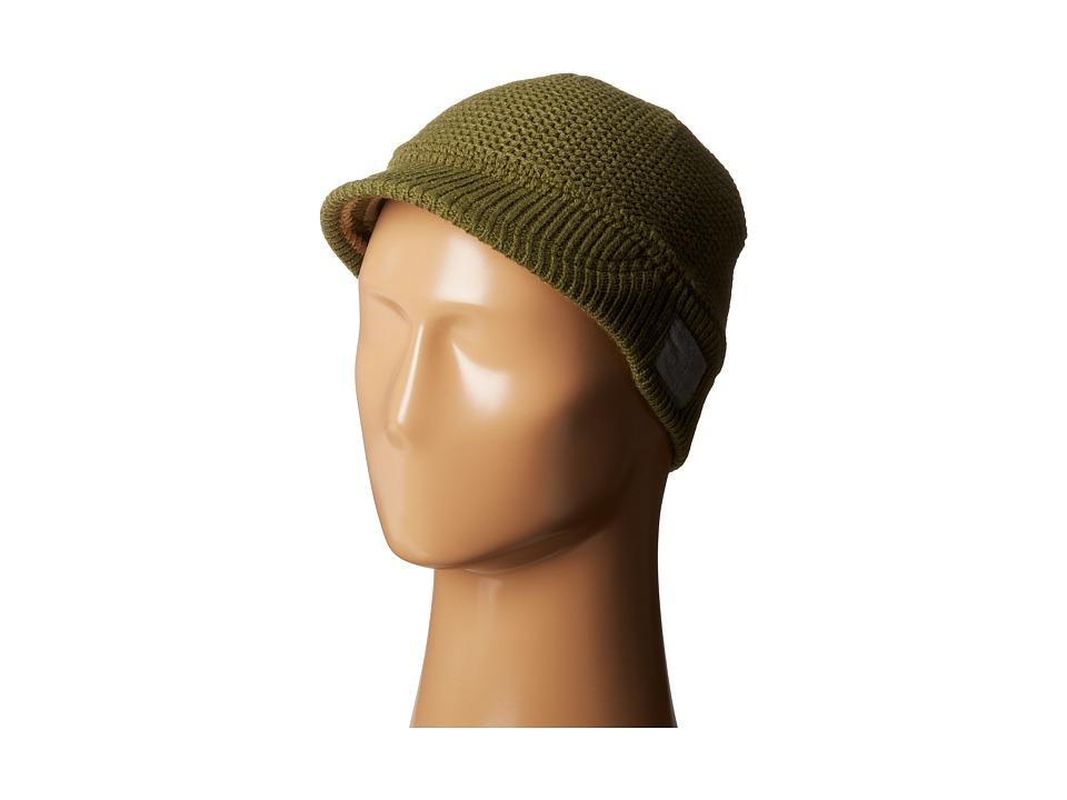 Pistil - Warren (Olive) Knit Hats