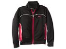 Nike Kids Track Jacket (Toddler) (Black)