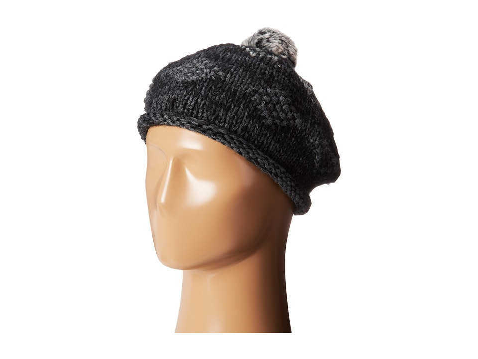 Pistil - Foxie (Charcoal 1) Knit Hats