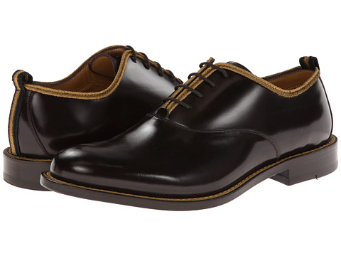 Marc Jacobs - Gold Trim Oxford (Bordeaux) Men