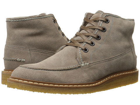 Marc Jacobs - Shearling Lined Boot (Taupe) Men's Boots