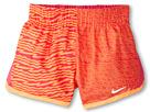 Nike Kids Printed Dash Short (Little Kid) (Atomic Orange)