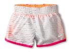 Nike Kids Printed Dash Short (Little Kid) (White)