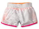 Nike Kids Printed Dash Short (Toddler) (White)