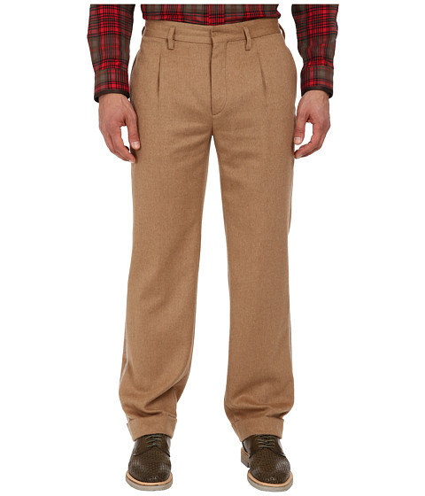 Marc Jacobs - Runway Cuffed Trouser (Camel) Men's Casual Pants