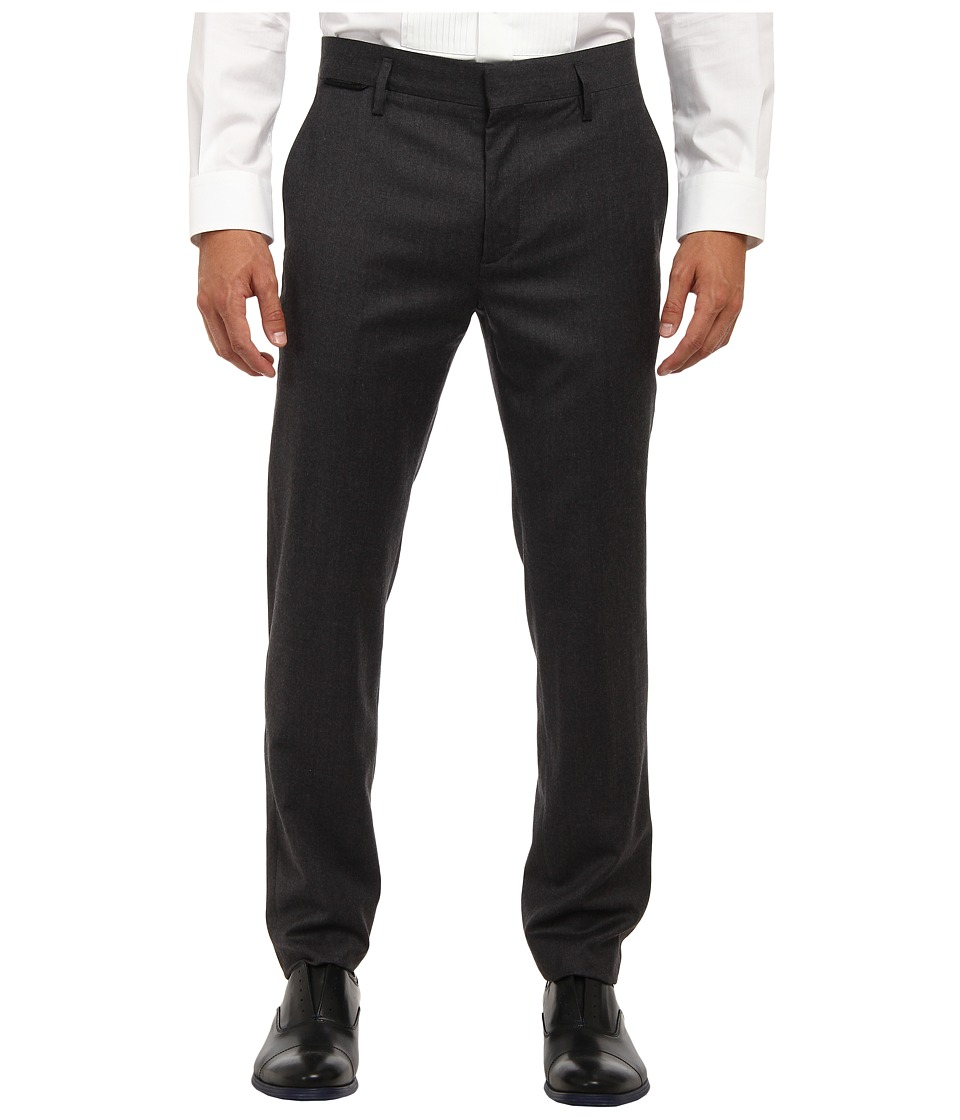 Marc Jacobs - Runway Classic Slim Pant (Grey) Men's Casual Pants