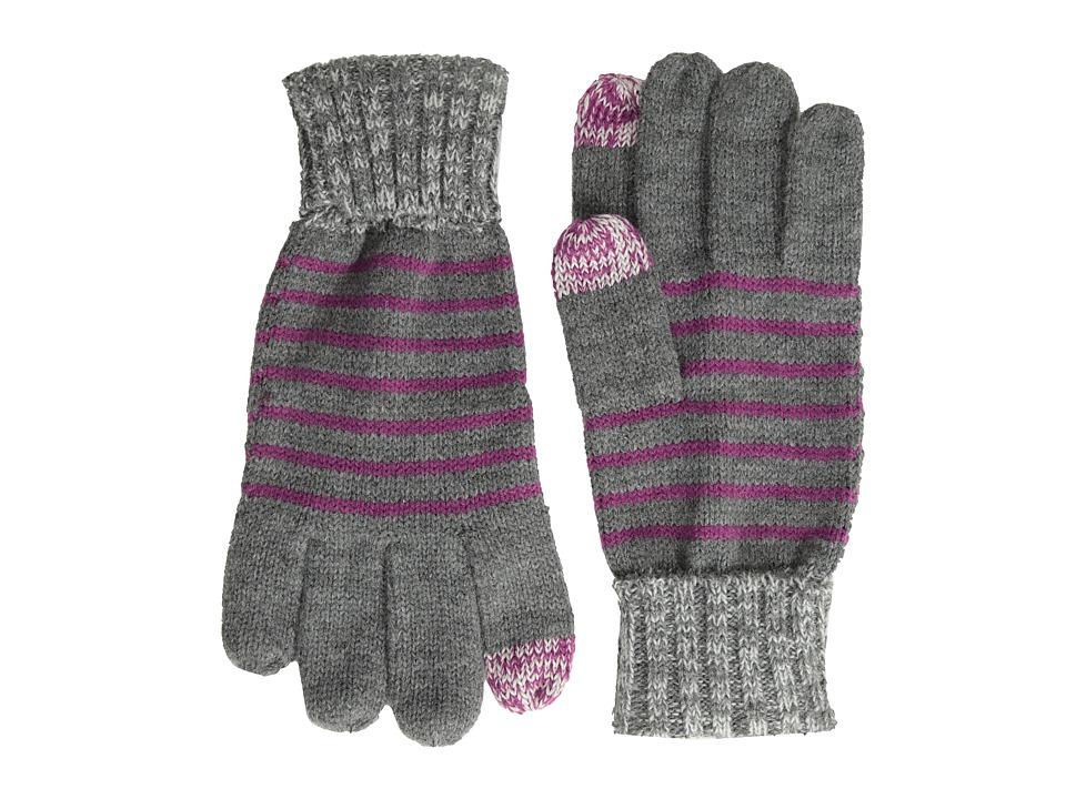 Pistil - Gossip Glove (Plum) Liner Gloves