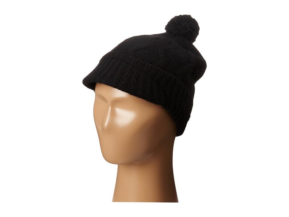 Pistil - Freya (Black) Knit Hats