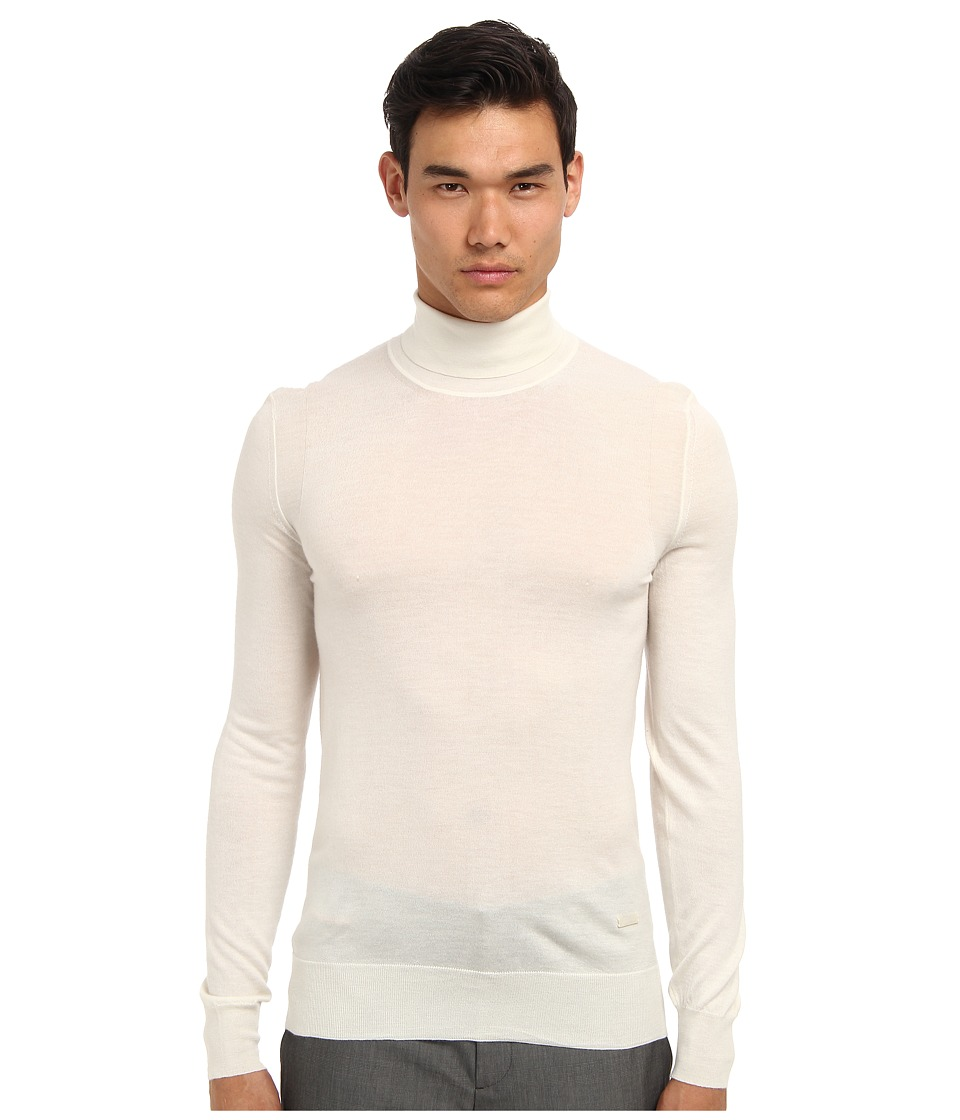 Marc Jacobs - Runway Tneck Sweater (Ivory) Men