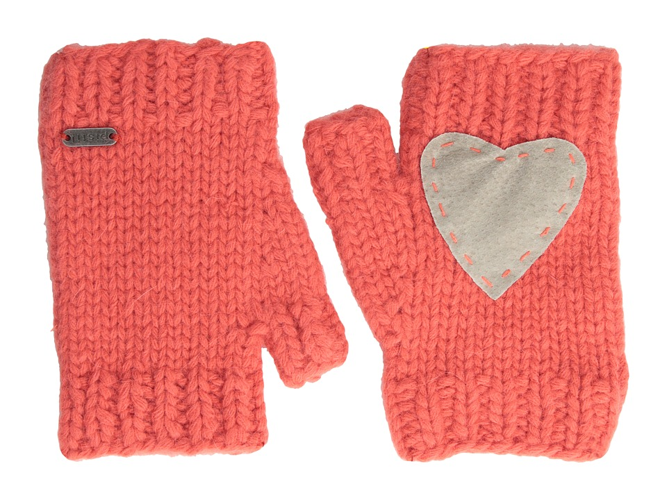 Pistil - Flirt Wristlet (Coral) Over-Mits Gloves