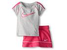 Nike Kids Swoosh Scooter Set (Infant) (Vivid Pink)