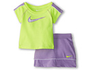 Nike Kids Swoosh Scooter Set (Toddler) (Urban Lilac) Girl's Active Sets