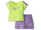 Nike Kids Swoosh Scooter Set (Toddler) (Urban Lilac)