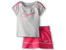 Nike Kids Swoosh Scooter Set (Toddler) (Vivid Pink)