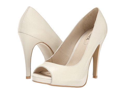 Fitzwell - Teresa (Nude Leather) High Heels