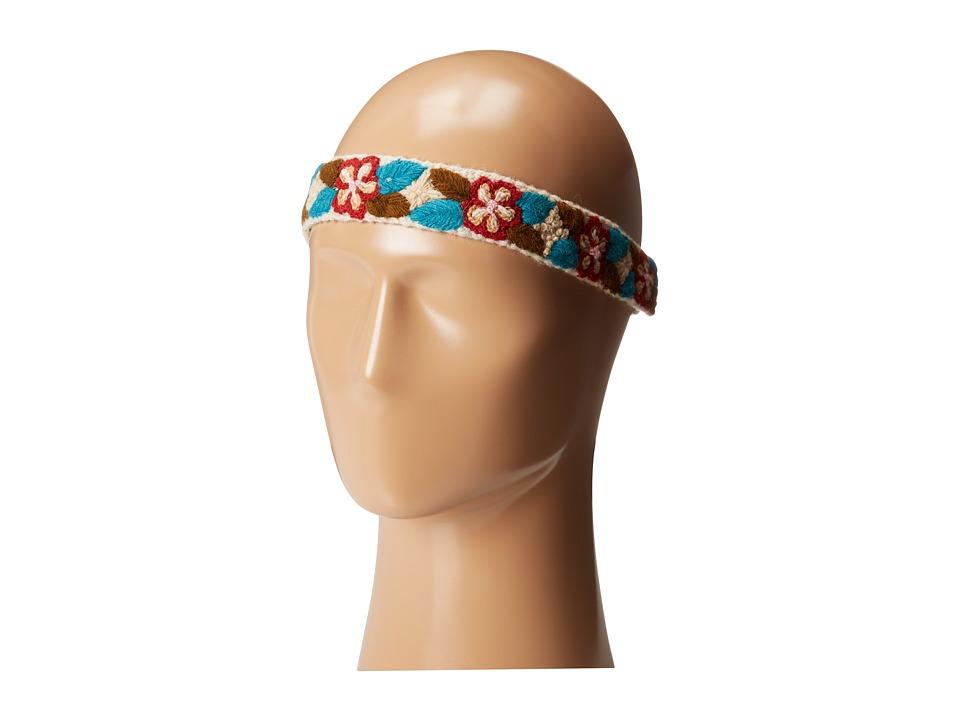 Pistil - Luisa Headband (Turquoise) Headband