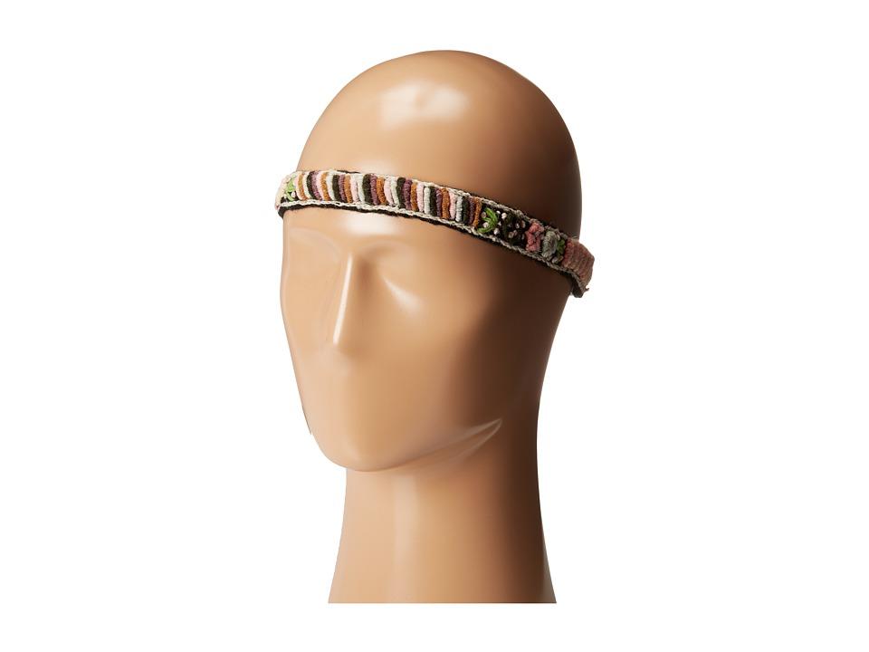 Pistil - Paola Headband (Black) Headband