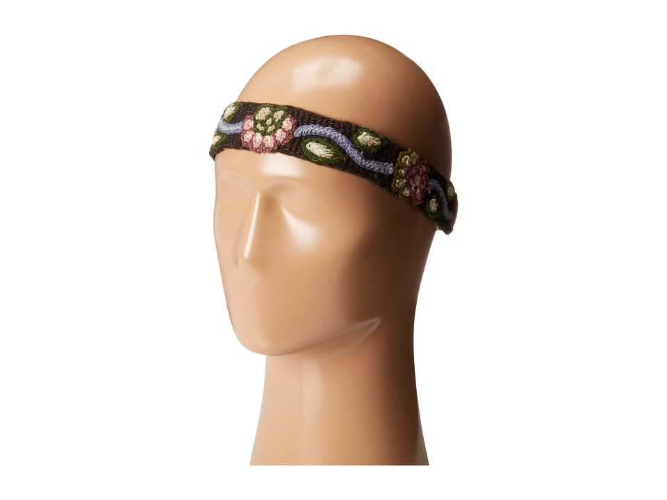 Pistil - Luisa Headband (Brown) Headband