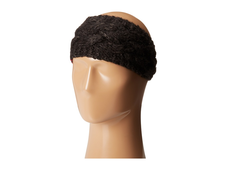 Pistil - Ginger Headband (Charcoal) Knit Hats