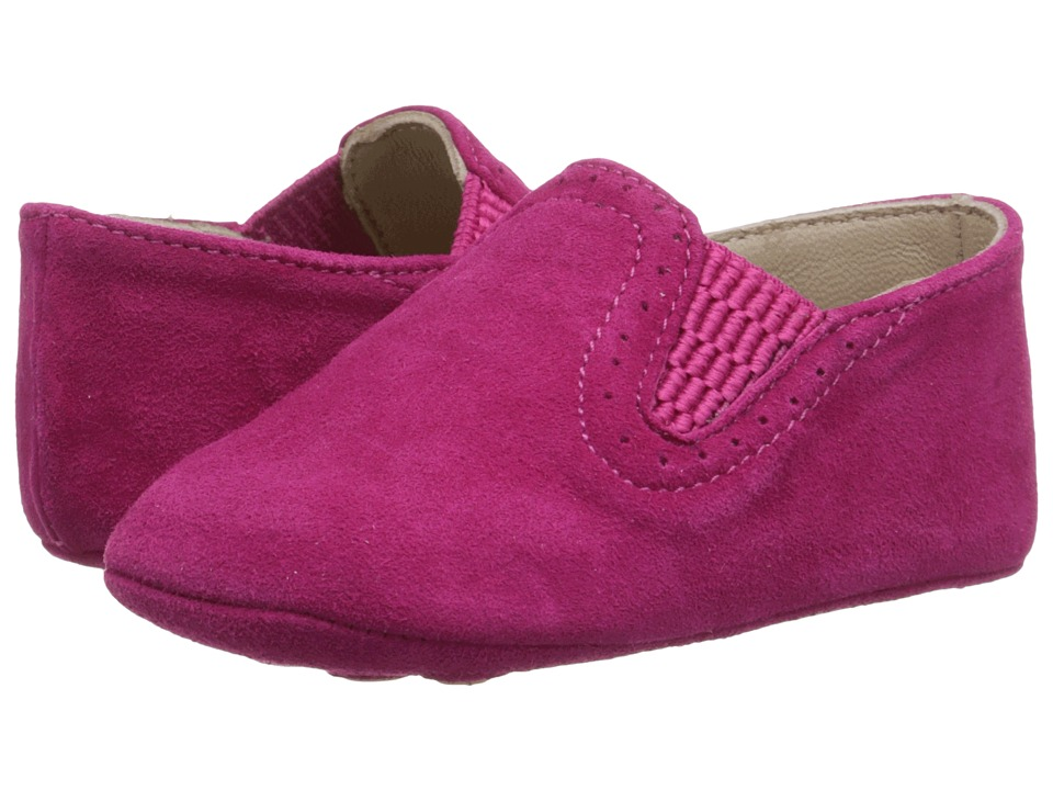 Elephantito - Baby Sleepers (Infant/Toddler) (Fuchsia) Girls Shoes