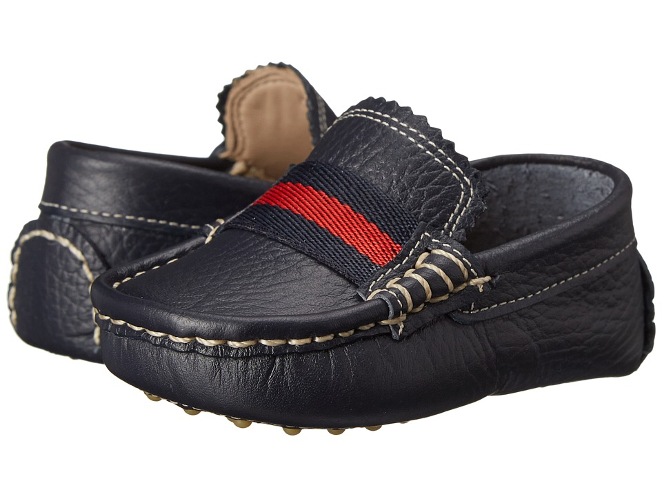 Elephantito Club Loafer (Toddler) (Blue) Boys Shoes