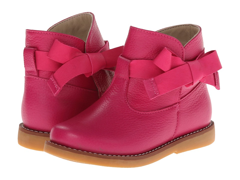 Elephantito - Sophie Ankle Boot (Toddler/Little Kid/Big Kid) (Fuchsia) Girls Shoes