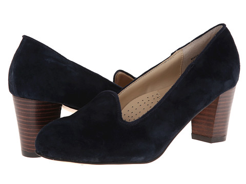 Fitzwell - Mixer (Navy Kid Suede) High Heels
