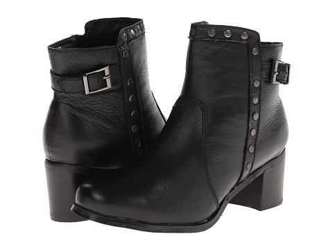 Fitzwell - Rapido (Black Tumbled Leather) Women