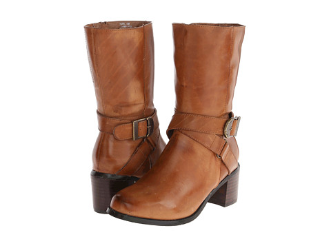 Fitzwell - Rebel (Luggage Burnished Leather) Women's Boots