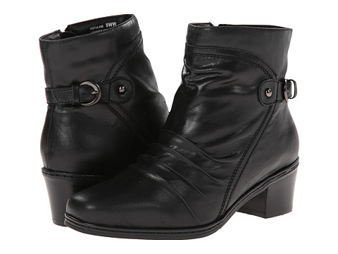 David Tate - Veronica (Black) Women's Boots