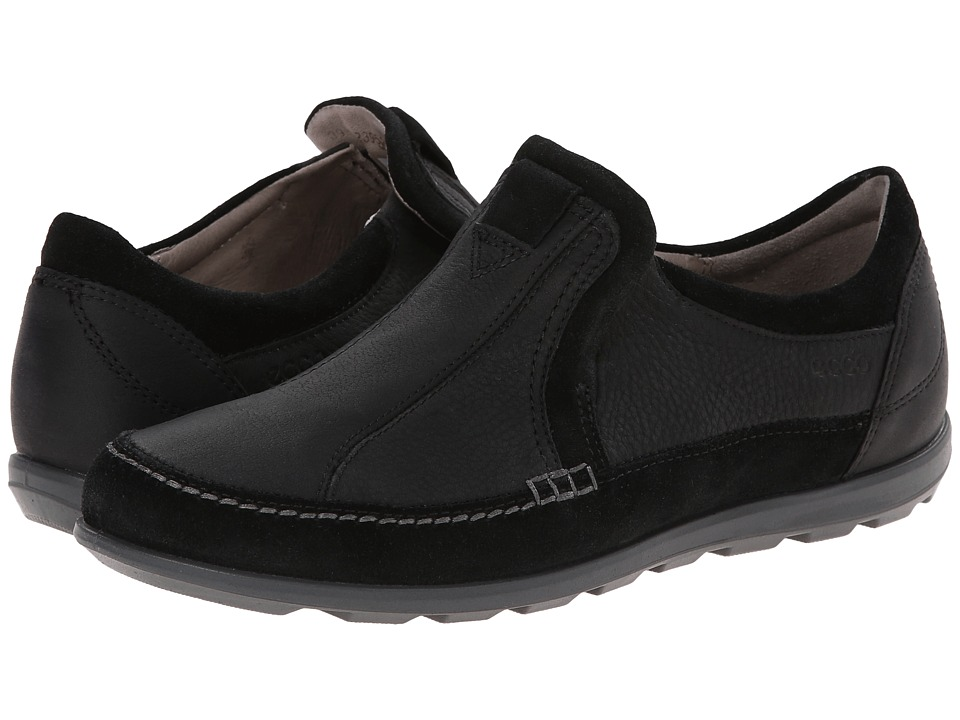 ECCO - Cayla Slip On (Black) Women's Slip on Shoes