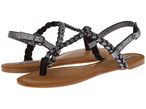 Not Rated - White Clover (Black) Women's Sandals