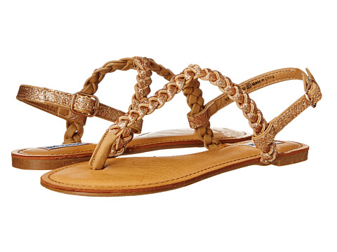 Not Rated - White Clover (Nude) Women's Sandals