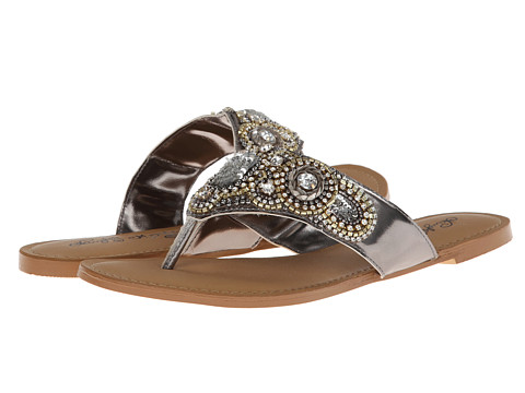 Naughty Monkey - Persian Princess (Silver) Women's Sandals