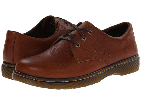 Dr. Martens - Andre Lace Shoe (Tan Inuck) Men