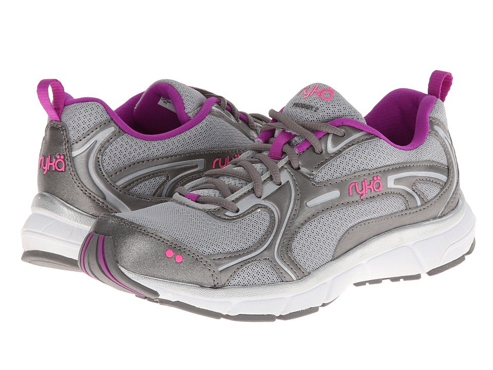 Ryka - Prodigy 2 (Chrome Silver/Metallic Steel Grey/Sugar Plum/Atomic Pink) Women