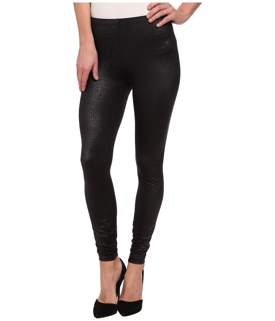 Wolford - Delane Leggings (Black) Women's Casual Pants