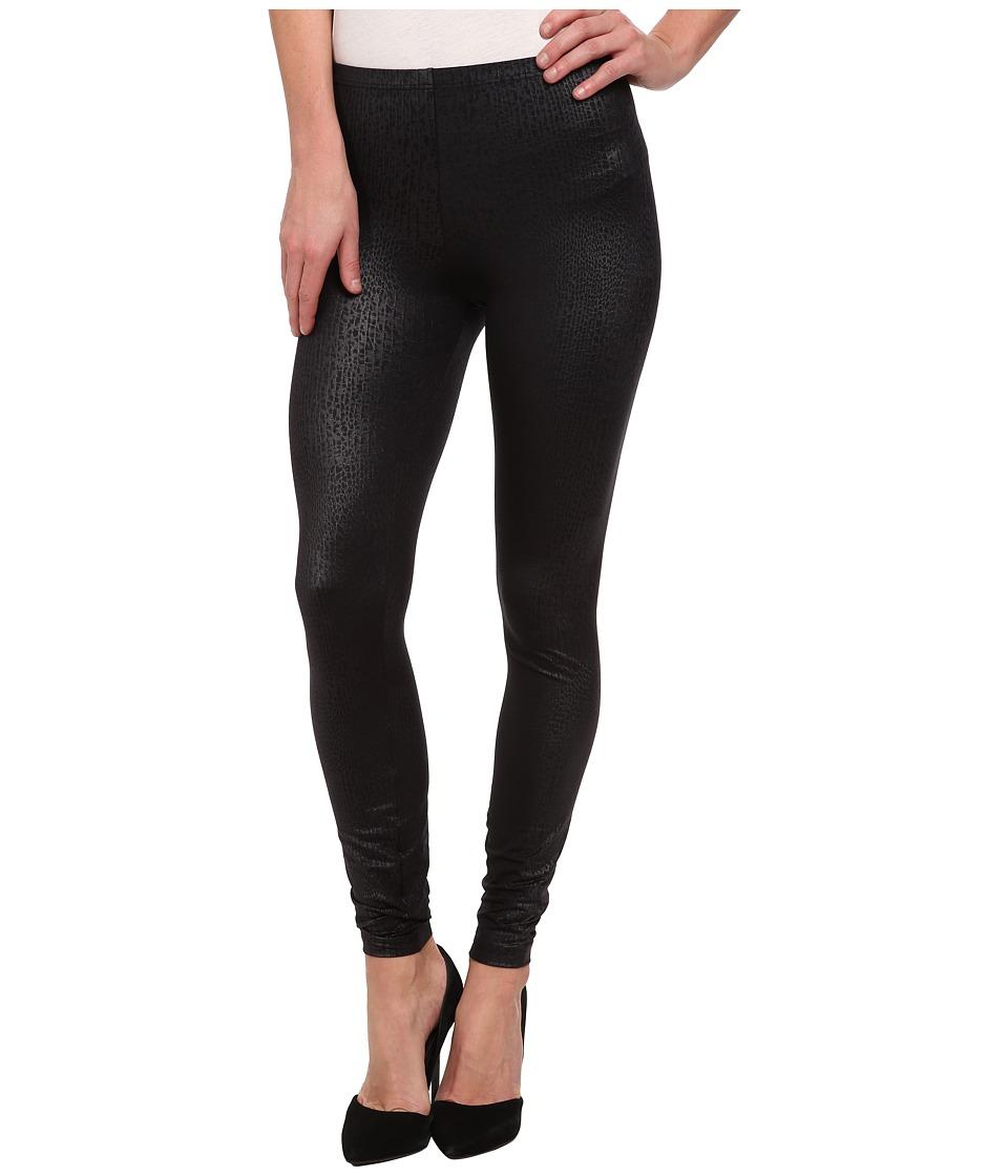 Wolford - Delane Leggings (Black) Women's Casual Pants