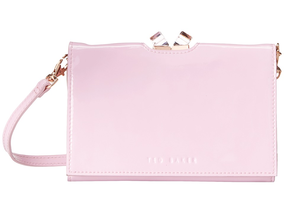 Ted Baker - Linner (Dusky Pink) Clutch Handbags