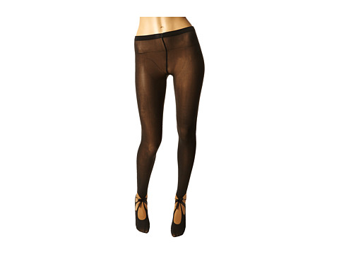 Wolford - Felicitas Tights (Sahara/Black) Sheer Hose